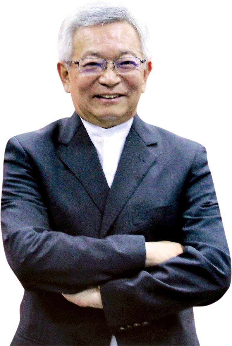 和大工業董事長沈國榮。圖/陳仁義