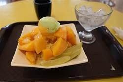 玉井農會熱情小子芒果冰 美味安全吃得到