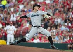 MLB》日裔新秀再繳好投 為馬林魚寫百年紀錄