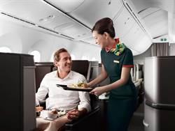 長榮航空連續四年獲SKYTRAX五星級航空榮譽