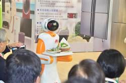東元電機 發表摩斯漢堡採用送餐機器人
