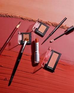 頂級彩妝植村秀推強勢土色 強攻市場