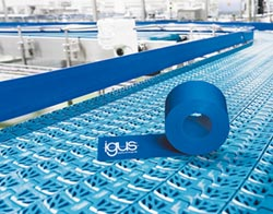 igus工程塑膠耐磨片 光滑安靜滑動好選擇