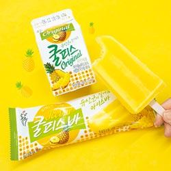 韓國超商新冰到 原味水果最夯