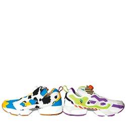潮鞋聯名《玩具4》踩住夯話題