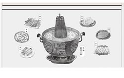 兩岸史話-乾隆愛吃鍋 一年吃200多頓