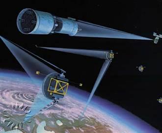重啟星戰計劃 美開發太空雷射武器防禦洲際導彈