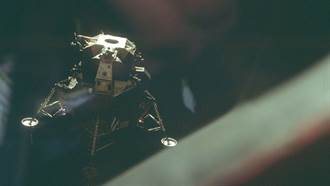 業餘天文學家找到「史努比」 阿波羅10號登月艙