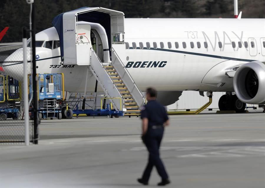 波音737 MAX飛機在5個月內發生2起空難,引發安全疑慮。(美聯社資料照片)