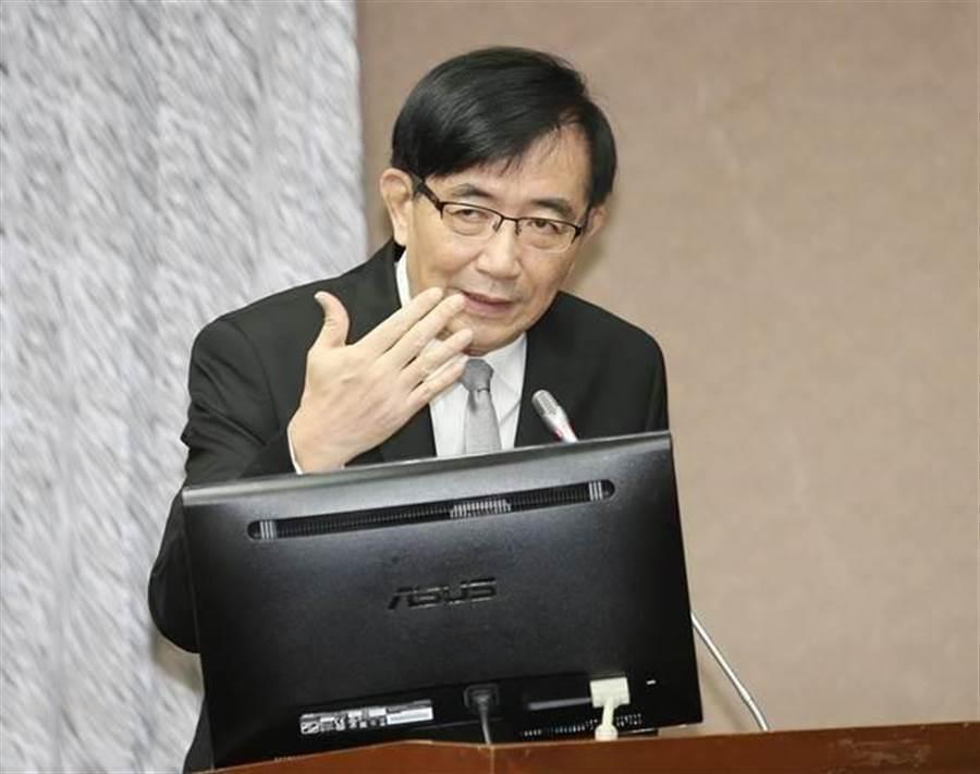 前交通部長吳宏謀。(報系資料照)