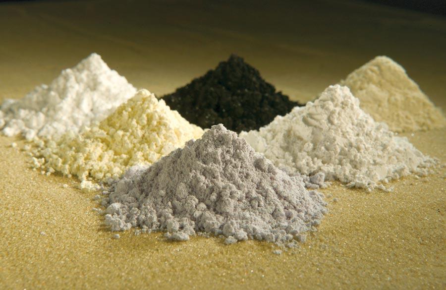 稀土是製造需要超硬質與耐高溫的鋁合金、鈦合金不可或缺材料,屬於國家層級戰略資源。圖/美聯社