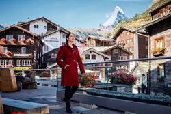 散發正面能量!瑞士旅遊局請「她」作觀光大使