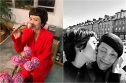 去年鬆口離婚 陳潔儀被傳出櫃濕吻香港視后