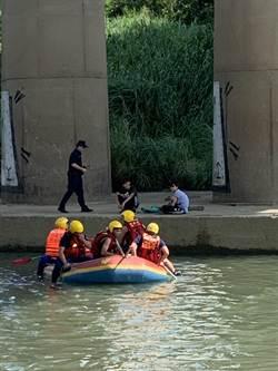 景美溪傳溺水 12歲少年救起仍不治