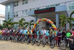 西螺鎮公所編預算   為366鄰長買腳踏車