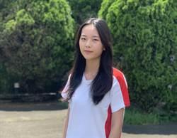 五育高中許雅婷 江南美女溫柔婉約