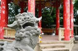 古代沒有獅子 為何用石獅子守門?