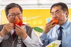台南、桃園市長聯手賣芒果 胖周瑜大讚台南芒果