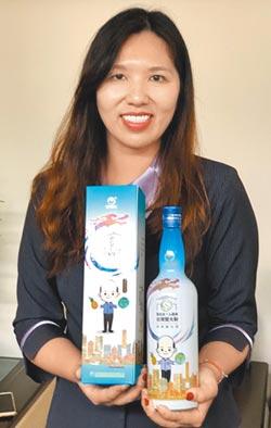 韓國瑜市長紀念酒 明開賣