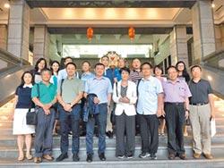 四川省直相關部門 赴台交流參訪時報大樓