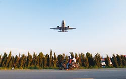 北京南苑機場 百年繁華落盡
