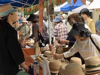 台灣社區工藝首次參加日「會津工人祭」 展豐碩成果