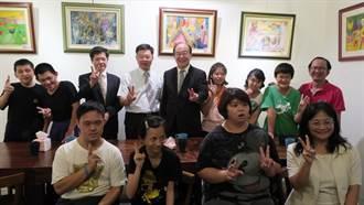 習藝五年有成 「愛啟兒」藏綠陶器美術展