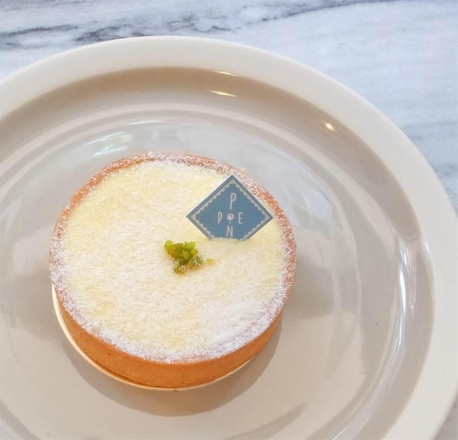 有好市集「Ponpie」澎派手工甜點店,選用當令小農蔬果為原料,手工現做新鮮蛋糕。(好好集提供)
