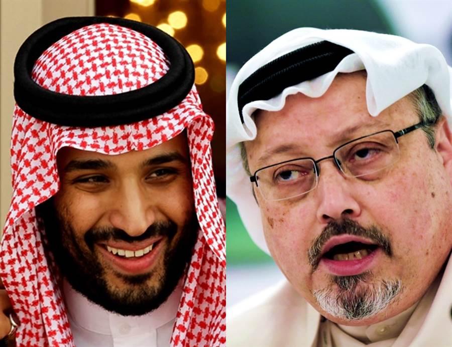 聯合國針對華郵記者遇害一案的調查報告出爐,內容指出有明確證據顯示沙烏地阿拉伯王儲穆罕默德.沙爾曼參與其中,報告更披露更多沙國政府、特工策畫謀殺計畫的細節。(圖/美聯社)