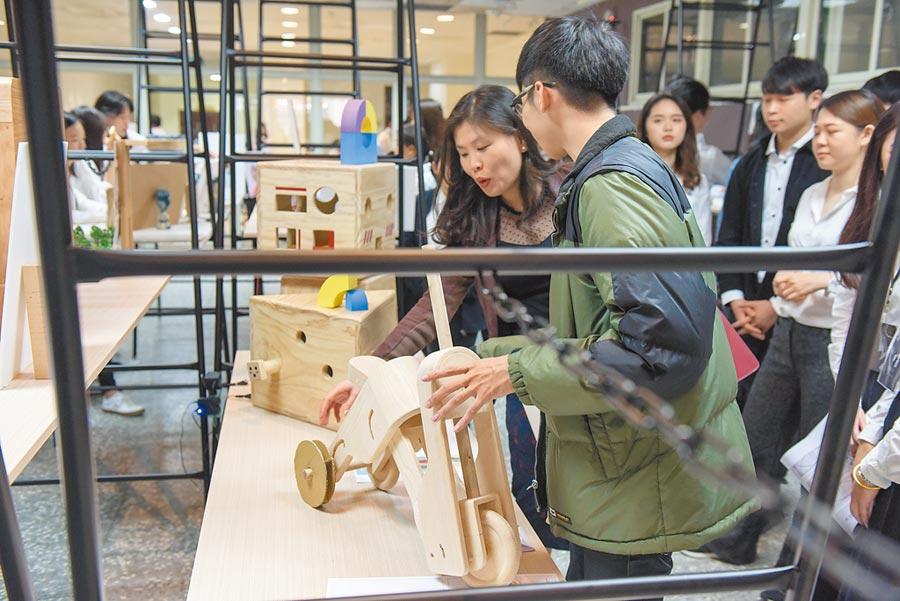 四展合一展現產業設計力並與亞洲大學聯合主辦首屆新秀設計展,精采可期。圖/黃繡鳳