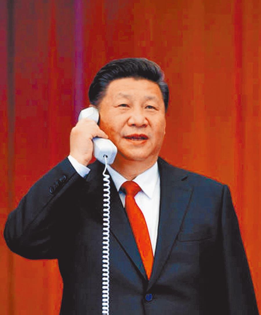 大陸國家主席習近平確定將在大阪G20峰會期間會晤川普。(取自鳳凰網)