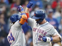 MLB》超狂新人敲25轟 阿隆索平國聯菜鳥紀錄