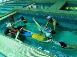 水域安全不可不知  體育會教導防溺技巧