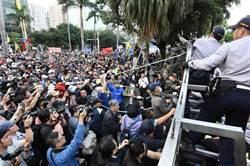 3個月陳抗7185場  台北警力使用屢破紀錄