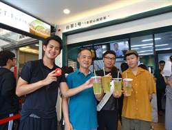 職人挺職人 手搖飲店開幕來了3位世界冠軍