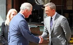 丹尼爾007復工 查爾斯王子竟探班!