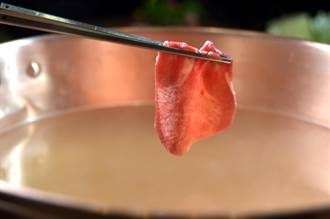 獨》讓你一次「喇」個夠!「鍋界LV」橘色涮涮屋牛舌套餐就是敢給