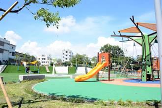 屏東首座兒童參與設計 南台灣最大共融遊樂場將試營運