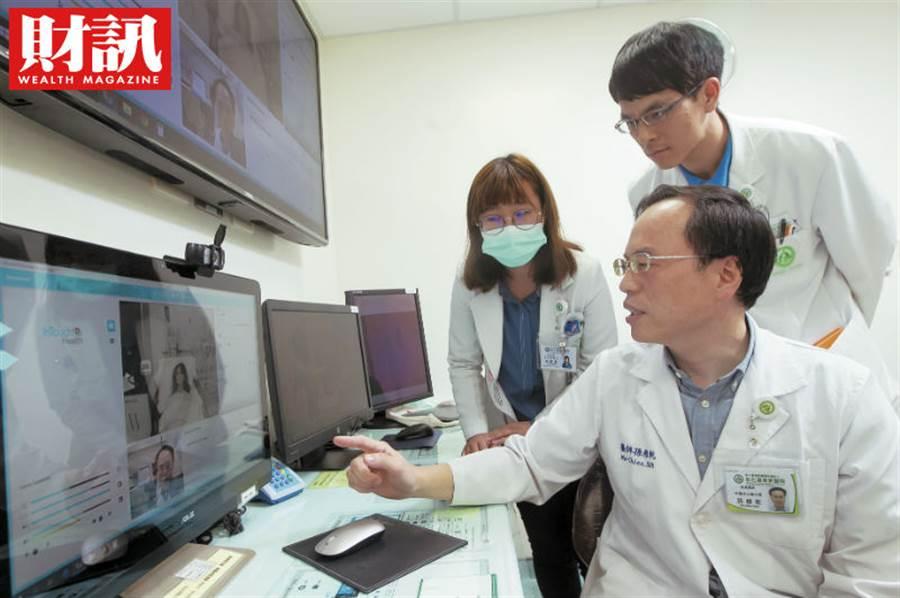 體系內有7家醫院的彰化基督教醫院資訊整合有成,應用3大智慧醫療系統,讓急性腦中風患者延長90分鐘的黃金搶救期。