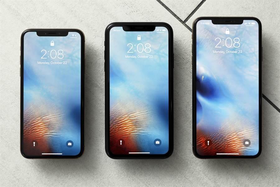 蘋果2018年推出3款新機,但銷量差於預期。(美聯社資料照片)