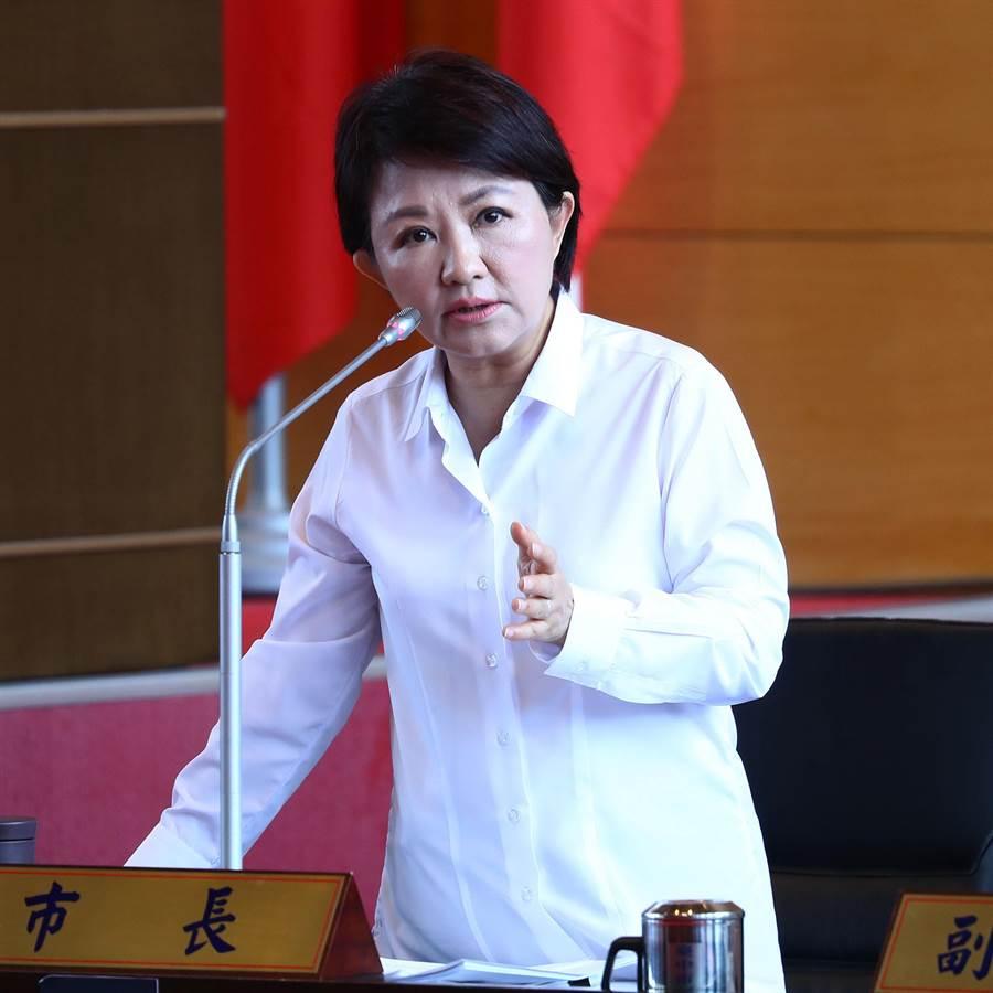 台中市長盧秀燕。(圖/資料照片)