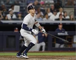 MLB》法官變第一棒 洋基打線超恐怖