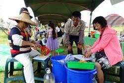 環保局培訓資源回收外籍講師  教故鄉姊妹分類