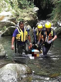 屏東神山瀑布2男溺水 送醫搶救不治