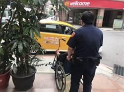 老翁從台北車站迷失到永和 警查證身分助返家