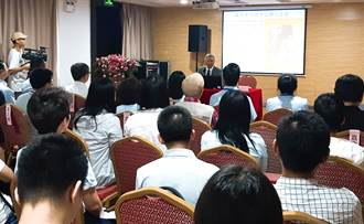 黃埔軍校建校95周年講座活動 小人物看大歷史