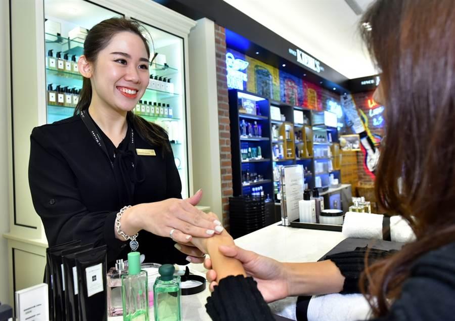 免稅商店昇恆昌。(資料照)