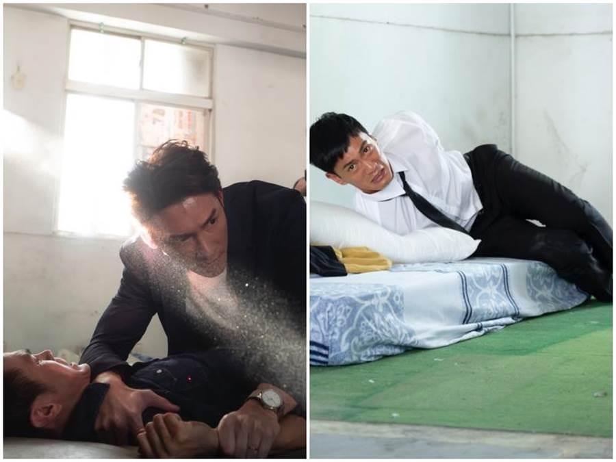 溫昇豪(左)、鍾承翰。