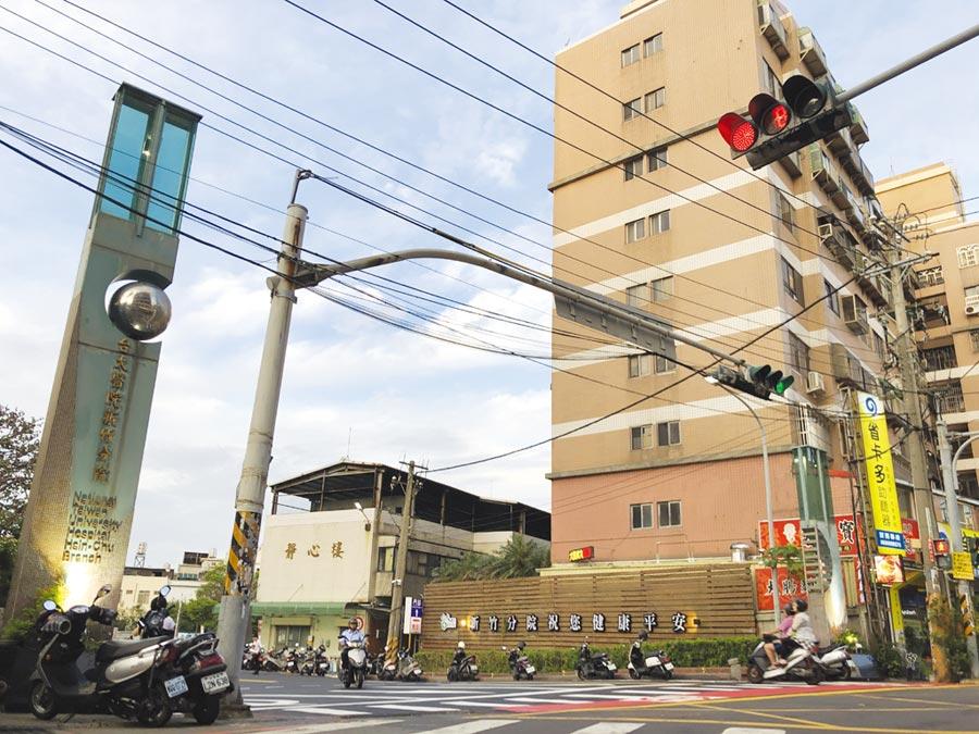 三民學區內匯集新竹市許多明星學校,百貨公司、公務機關林立,也有台大醫院新竹分院、南門綜合醫院等。圖/信義房屋提供