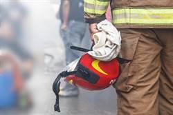 消防員救災後拍照傳女友 網鼻酸